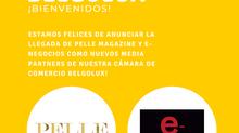Noticias Belgolux:  Pelle Magazine / e-Negocios, nuevos Media Partners de nuestra Cámara de Comercio