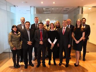 Noticias Belgolux: Cámara de Comercio Belgolux asume Presidencia de Eurocámaras de Chile A.G.