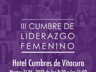 Eventos Belgolux: III Cumbre de Liderazgo Femenino