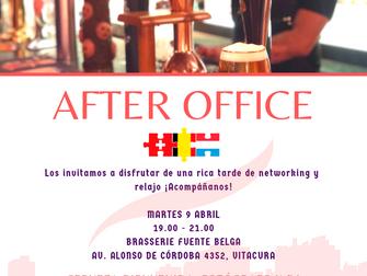 Eventos Belgolux: After Office