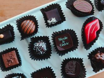 Noticias Socios: Chocolatería belga Nicole&Cédric ofrece 20% de descuento