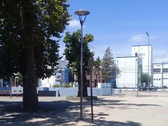 Noticias Socios: Schreder - Tecnología LED europea mejorará percepción de seguridad en Alameda Valen