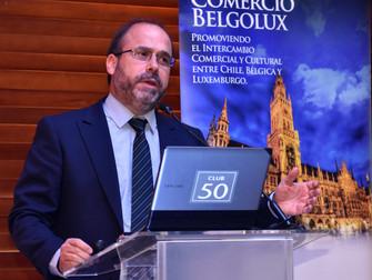 """Ministro de Obras Públicas: """"Estoy convencido que Chile puede ser un país desarrollado"""""""