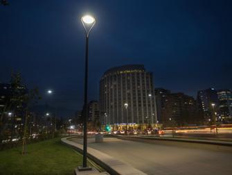 Noticias Socios: Schreder - Iluminación LED recupera espacio nocturno para el deporte y recreación e