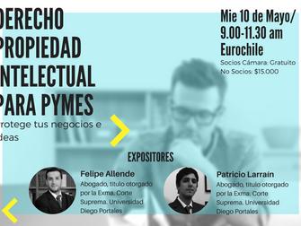 """Taller para Pymes """"DERECHO PROPIEDAD INTELECTUAL"""""""