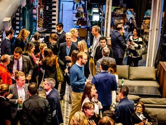 Evento Belgolux: After Office