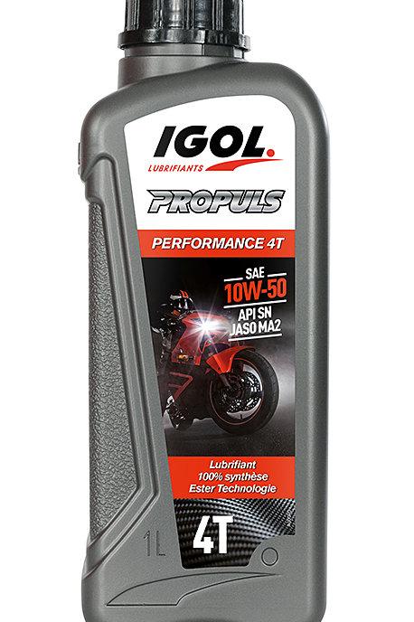 IGOL 10W50 (Full Synthetic)