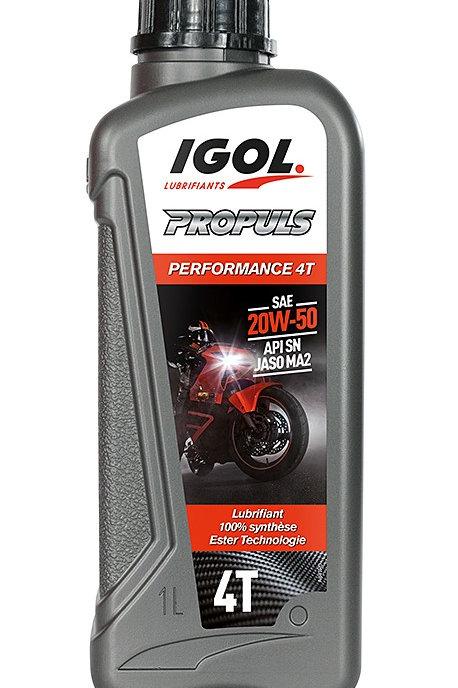 IGOL 20W50 (Full Synthetic)