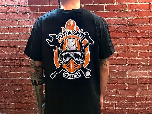 DoFunShit! logo black