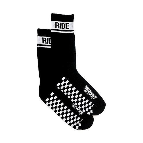 Early Finish Socks Black
