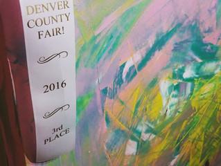 Art Shows, Awards, and Life Drawing