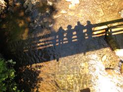 Shadows from the Bridge