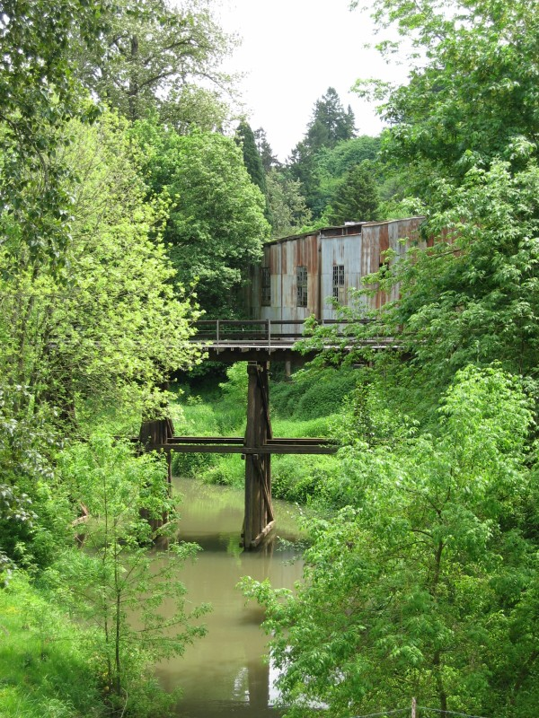 Muddy Creek Trestle
