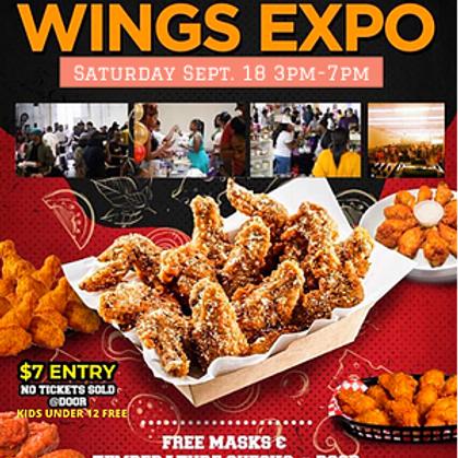 #ATLGotSauce Wings Expo