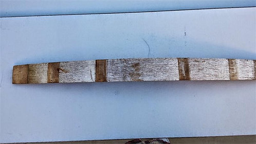 Used Wine Barrel Stave - Large