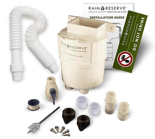 Rain Reserve Rain Barrel Complete Diverter Kit