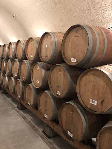 100 Used Oak Wine Barrels