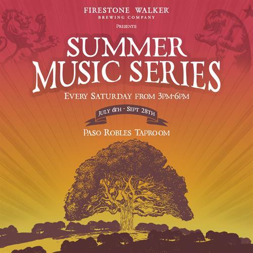 Firestone Walker Summer Music Series