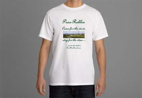 MEN'S T-SHIRT - Paso Robles