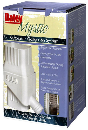 Mystic Rainwater Collection System