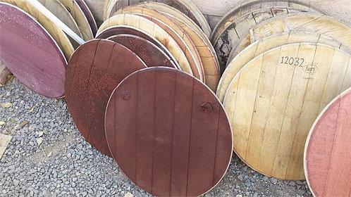 Used Wine Barrel Head