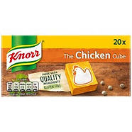 Knorr Chicken Stock Cubes (20s)