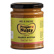 Proper Nutty Peanut Butter
