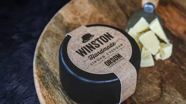 ORSUM Winston - Strong Cheddar