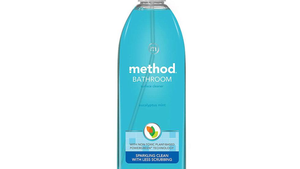 Method Bathroom Surface Cleaner (Eucalyptus Mint)