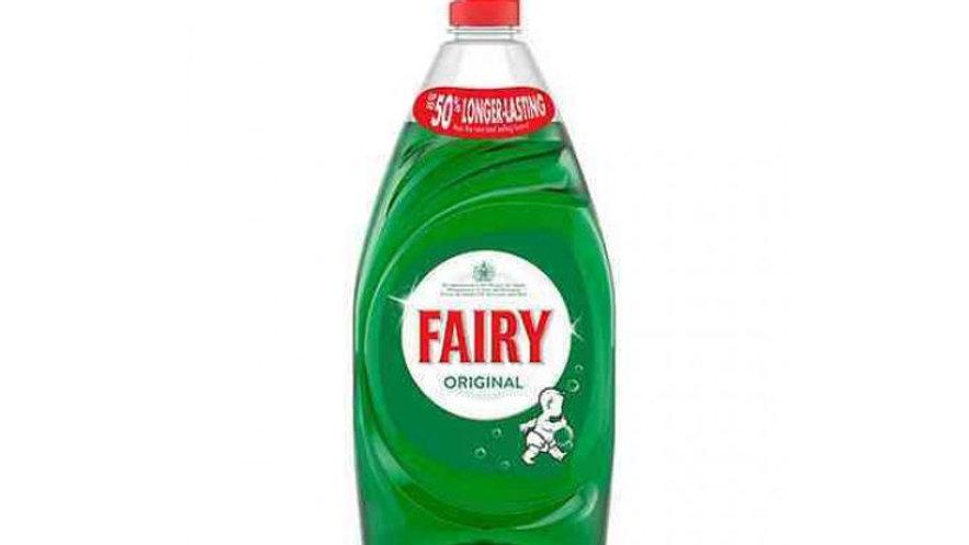 Fairy Liquid dish detergent