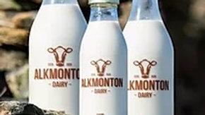 AD Milk - Semi-Skimmed 1000ml