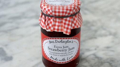 Mrs Darlington Extra Jam Strawberry Jam