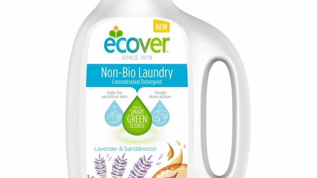 Ecover Super-Concentrated Non-Bio Laundry Liquid