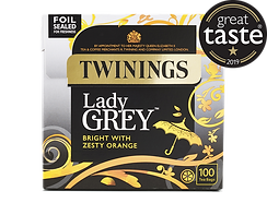 Twinings Lady Grey teabags