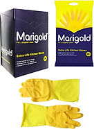 Marigold Gloves (Medium)