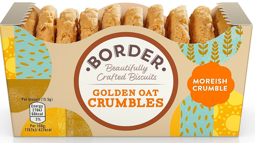 Borders Golden Oat Crumbles