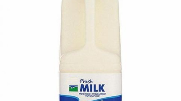 Frozen Whole Milk