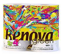 Renova Green Kitchen Towel XXL