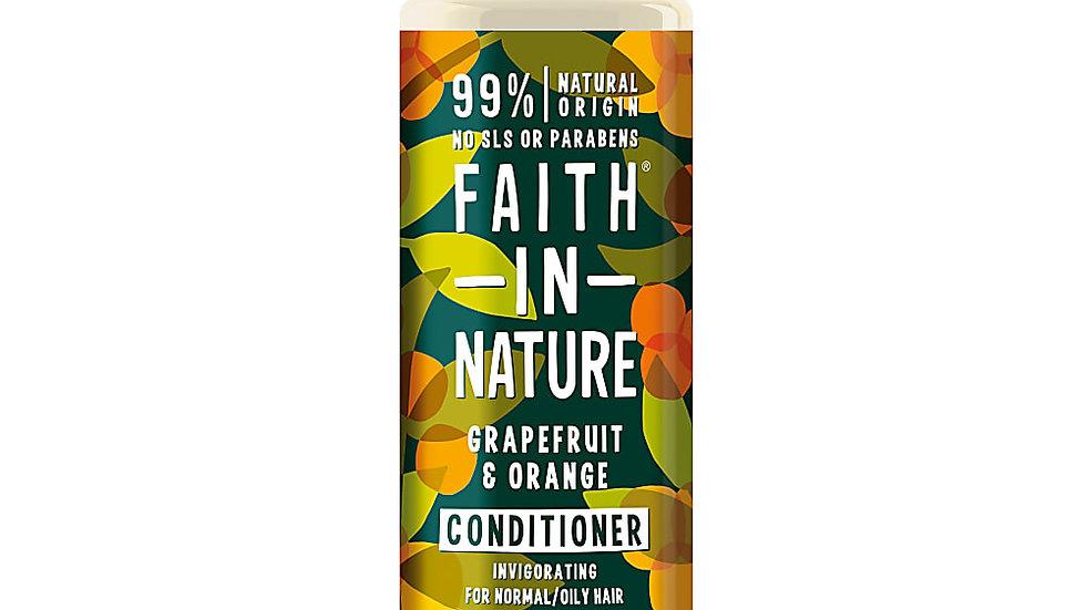 Faith In Nature Conditioner (Grapefruit & Orange)