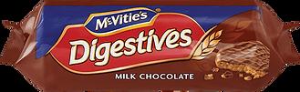 McVities Digestives Milk Chocolate