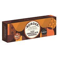 Borders Dark Chocolate Gingers