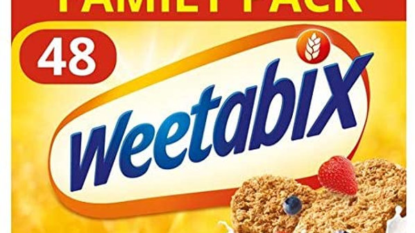 Weetabix - 48 biscuits
