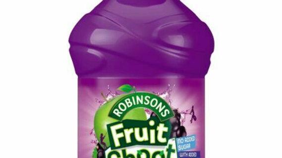 Robinson`s Fruit Shoot Apple & Blackcurrant