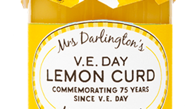 Mrs Darlington Legendary Lemon Curd