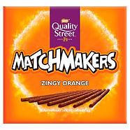 Matchmakers Orange