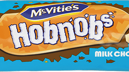 McVities Hobnobs Milk Chocolate