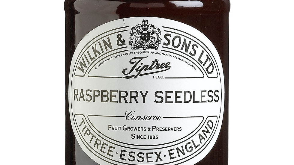 Tiptree Raspberry Seedless Conserve