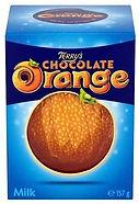 Terry`s Milk Chocolate Orange