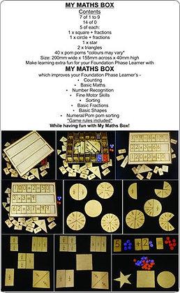 MY MATHS BOX