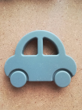 CAR TEETHER - DARK GREY